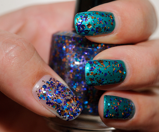 KBShimmer Bejeweled Nail Lacquer