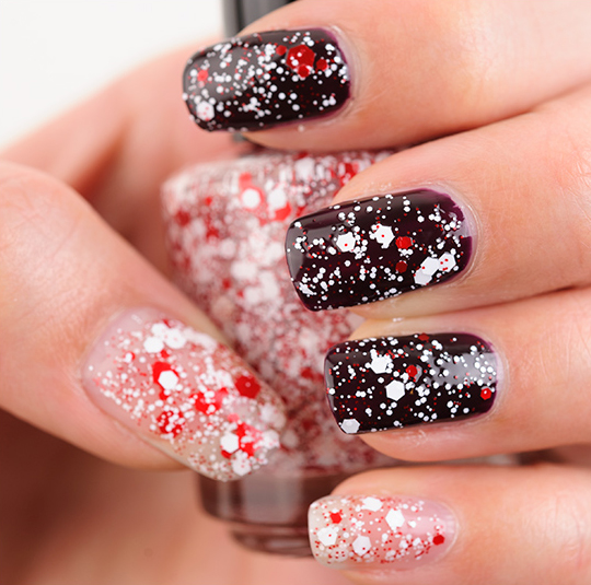 KBShimmer Candy Cane Crush Nail Lacquer