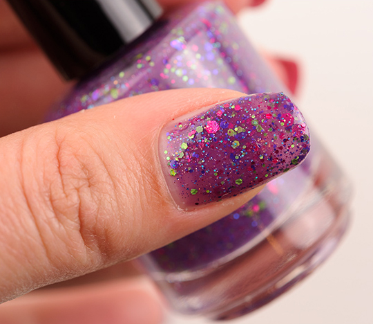 KBShimmer Sugar Plum Faerie Nail Lacquer