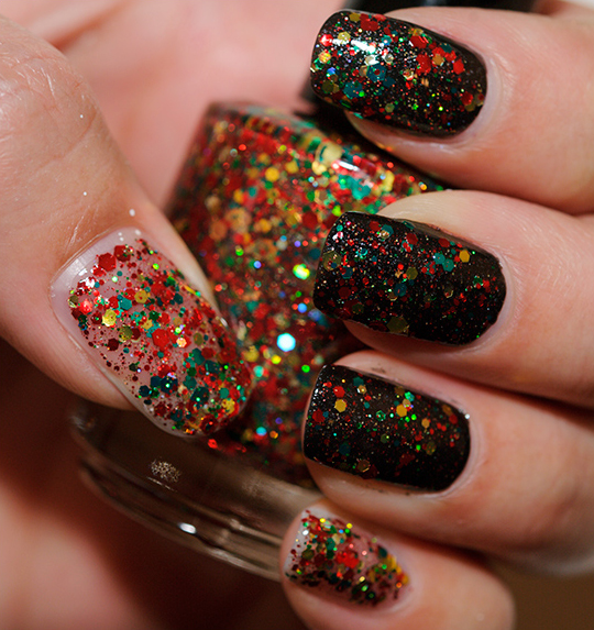 KBShimmer Wrappers' Delight Nail Lacquer