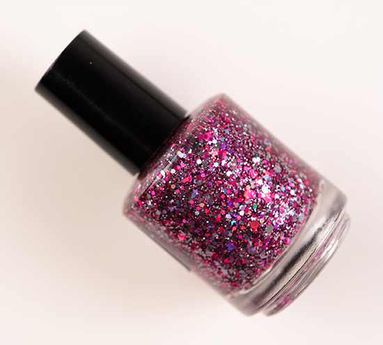 Lacquistry Ashberry Frease Nail Lacquer