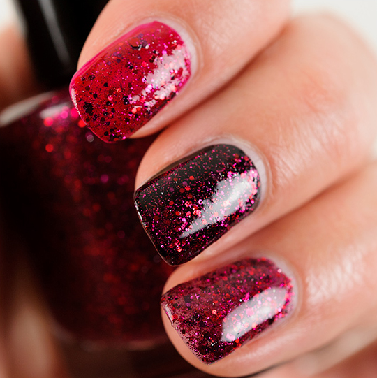Lacquistry Can-Berries Nail Lacquer