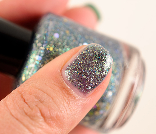 Lacquistry Jacked Frost Nail Lacquer