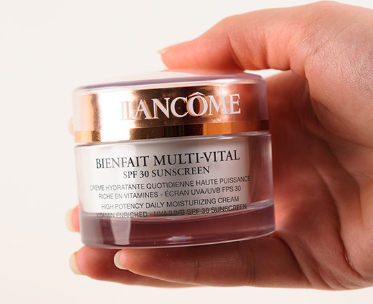 Lancome Bienfait Multi-vital SPF 30 Sunscreen Cream