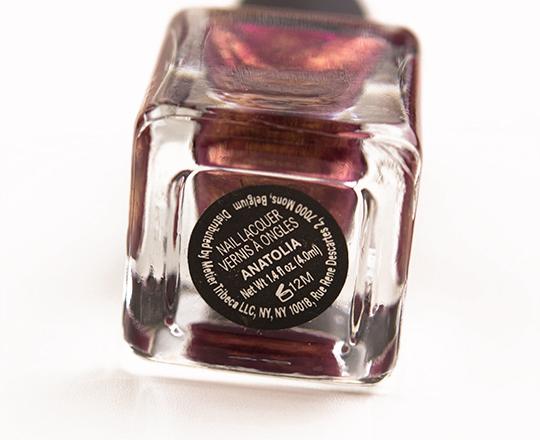 Le Metier de Beaute Anatolia Nail Lacquer