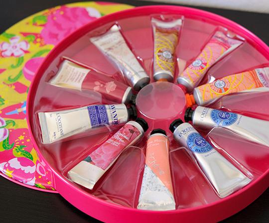 L'Occitane Shea Butter Hand Creams Soiree