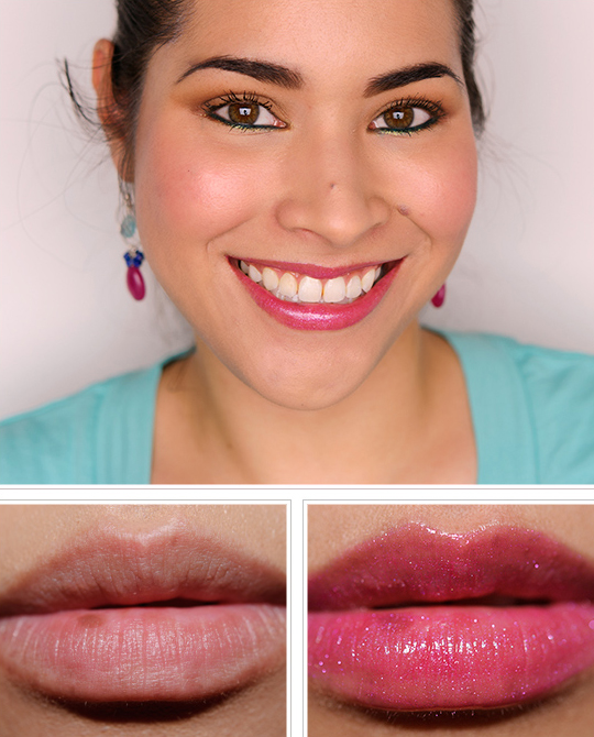 L'Oreal Dazzle Me Infallible Lipgloss