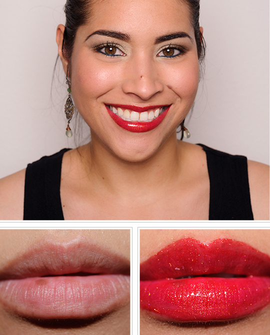 L'Oreal Sparkle Frenzy Infallible Lipgloss