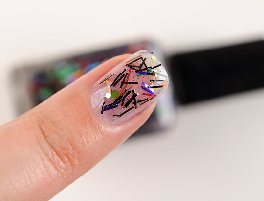 Lynnderella Very Witchy Business Nail Lacquer