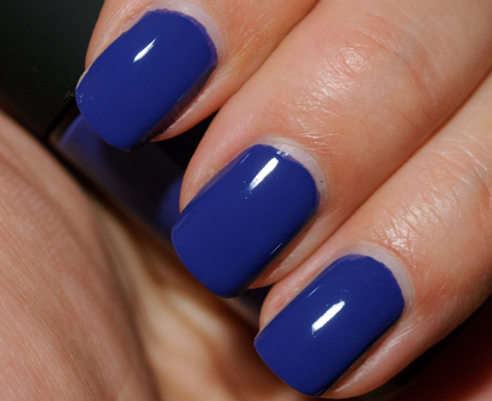 MAC Blue Gaze Nail Lacquer