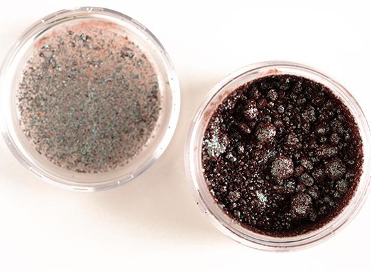 MAC Brilliantly Cool Crushed Metallic Pigments Set
