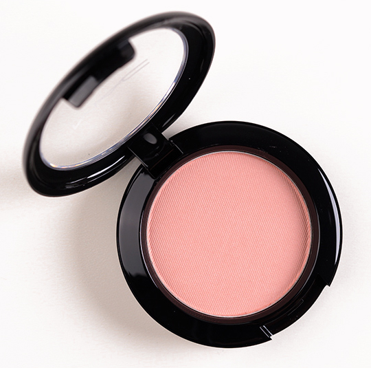 MAC Easy Manner Blush