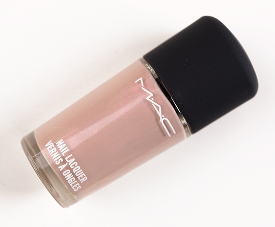 MAC Endless Night Nail Lacquer