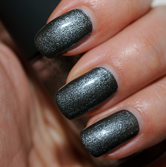 MAC Grey Friday Nail Lacquer