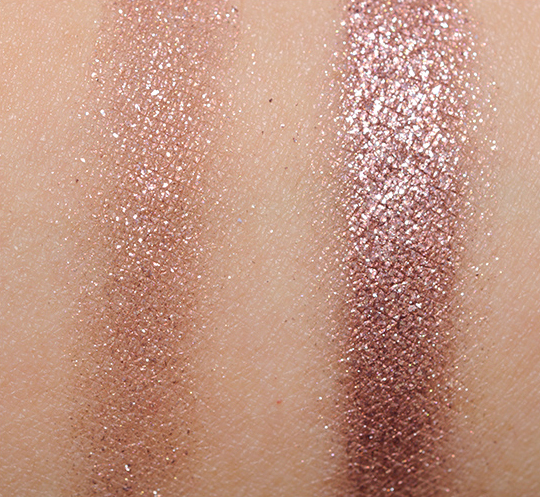 MAC Sweetly Smoky Crushed Metallic Pigments Set