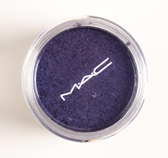 MAC Sweetly Smoky Crushed Metallic Pigments Set