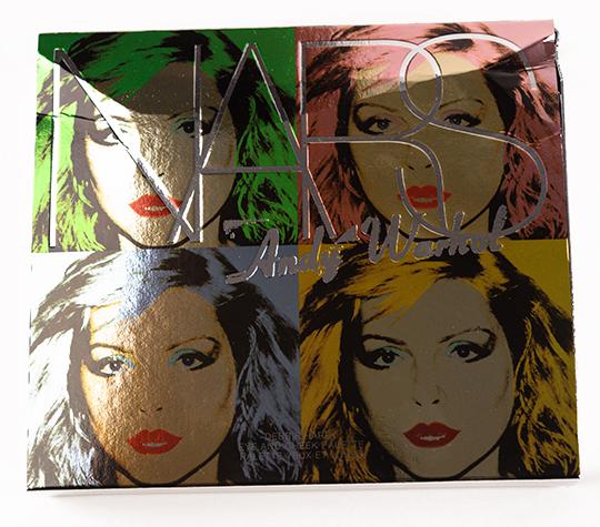 NARS Debbie Harry Eye & Cheek Palette