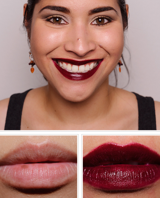 OCC Black Dahlia Lip Tar