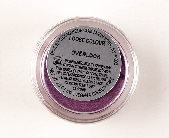 OCC Overlook Loose Colour Concentrate