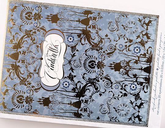 Cinderella Storylook Eyeshadow Palette