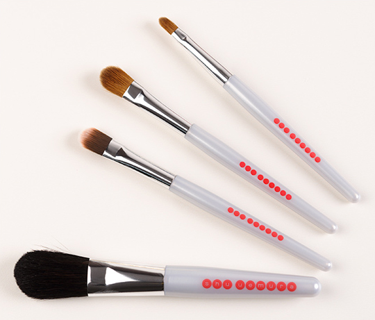 Karl Lagerfeld for shu uemura Mini Brush Set
