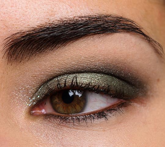 shu uemura Smoky Velvet Eye & Cheek Palette
