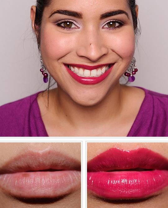 Tarina Tarantino Floriculture Conditioning Lip Sheen