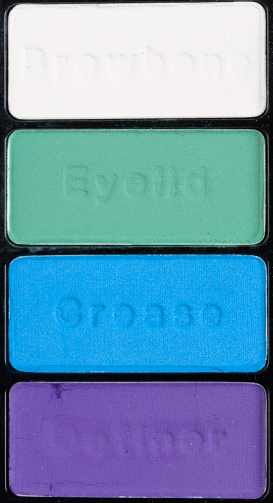 Wet 'n' Wild Drinking a Glass of Shine Eyeshadow Palette