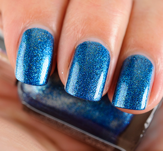Wet 'n' Wild Grew Up in Cobalt-imore Nail Lacquer