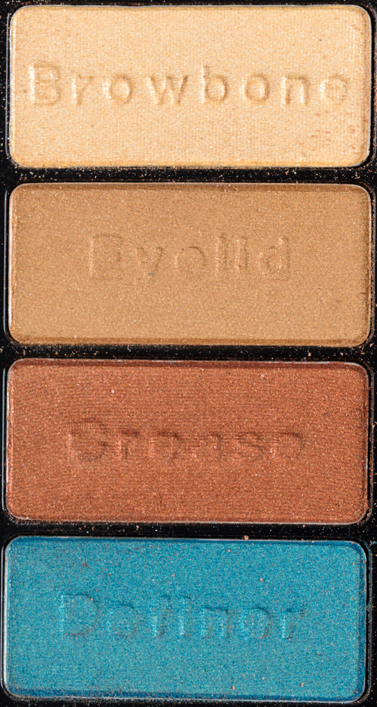 Wet 'n' Wild Sparkle 'Til Morning Eyeshadow Palette