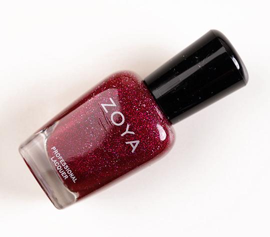 Zoya Blaze Nail Lacquer