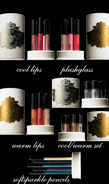 MAC COSMETICS CURIOUSITEASE HOILDAY 2007 | PRODUCT PHOTOS