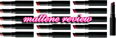 MATTENE REVIEW | MAC COSMETICS