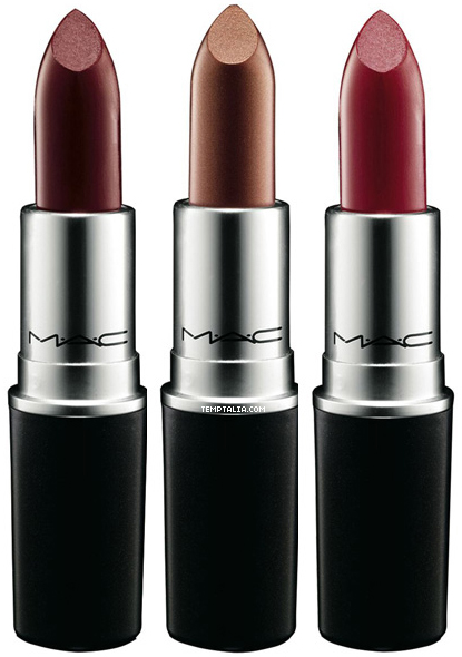 MAC Cult of Cherry Lipsticks #1