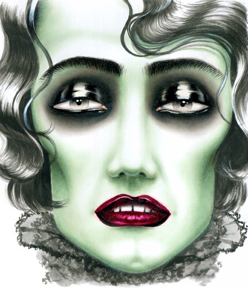 MAC Cosmetics - Halloween Face Charts and Halloween Makeup - High ...