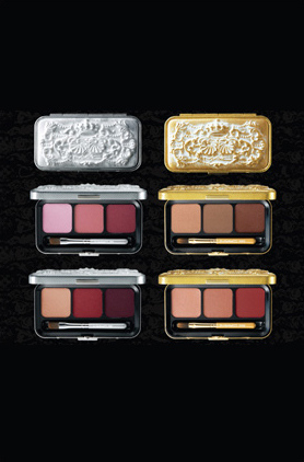MAC COSMETICS | ANTIQUITEASE:  ROYAL ASSETS