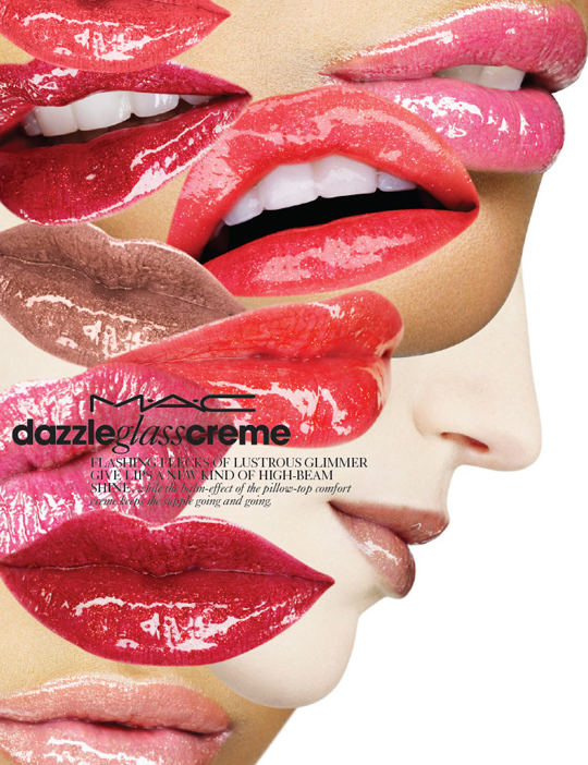 MAC Cosmetics Dazzleglass Creme Collection