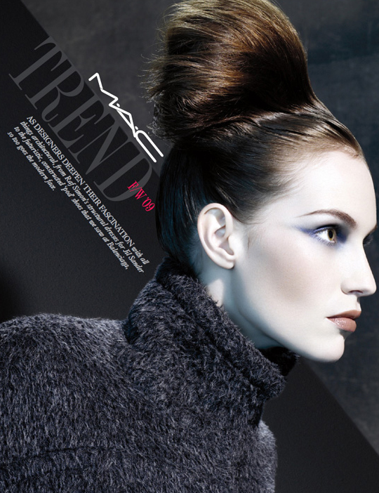 MAC Cosmetics Fall Trend F/W '09 Collection