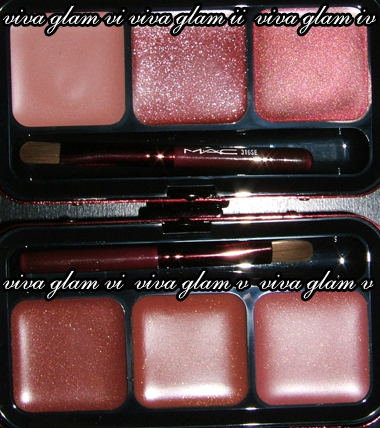 MAC COSMETICS | HOLIDAY 2007 ANTIQUITEASE ROYAL ASSETS