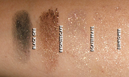 Neo Sci Fi, MAC Cosmetics, Swatch