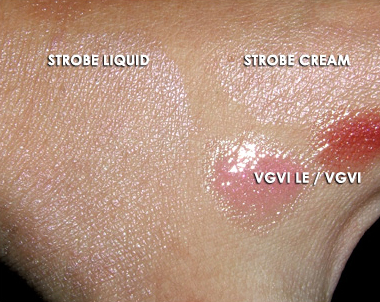 MAC Cosmetics - Strobe Photos, Swatches, and Full Review