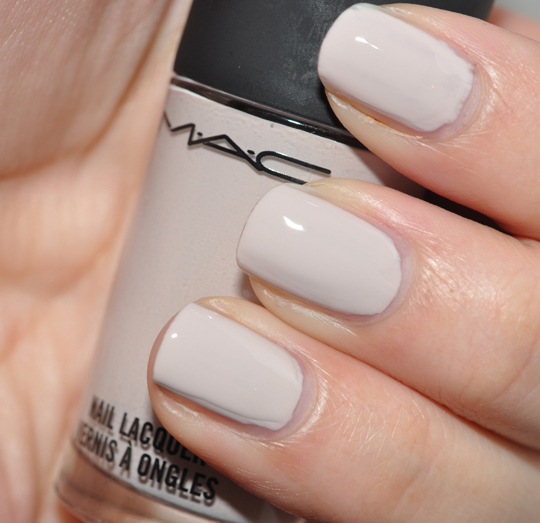 MAC Love Lace Collection Review -- Light Affair Nail Lacquer ...