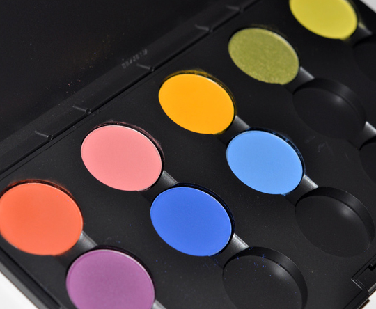 MAC Pop Colour Collection