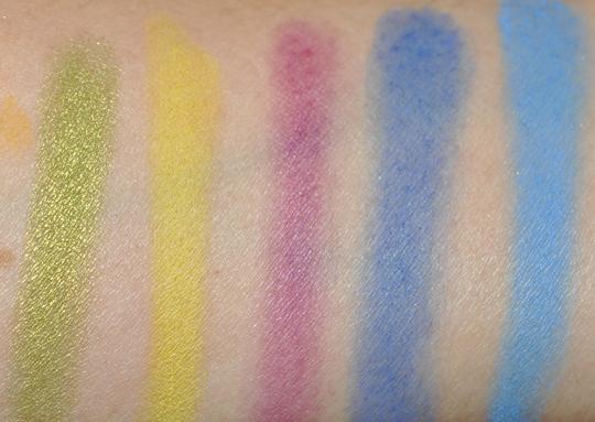 MAC Pop Colour Collection