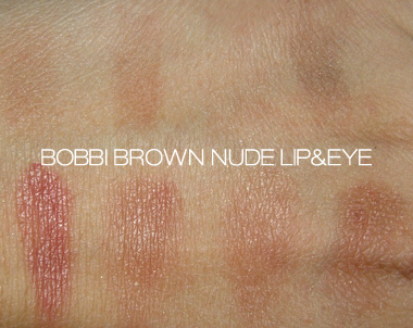 Bobbi Brown Nude Lip & Eye Palette ($60.00): As pretty as this pre-made ...