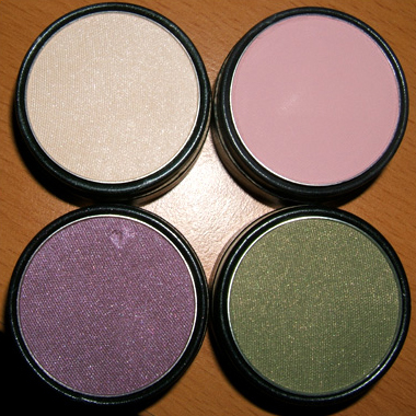 FACE TIME COSMETICS | WELL TO HUE EYESHADOWS