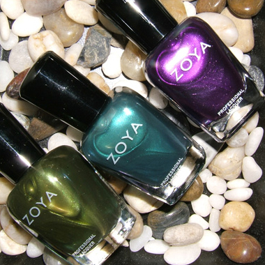 ZOYA UTOPIA WINTER 2007 COLLECTION