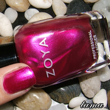 ZOYA UTOPIA WINTER 2007 | TAMA