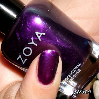 ZOYA UTOPIA WINTER 2007 | JUNO