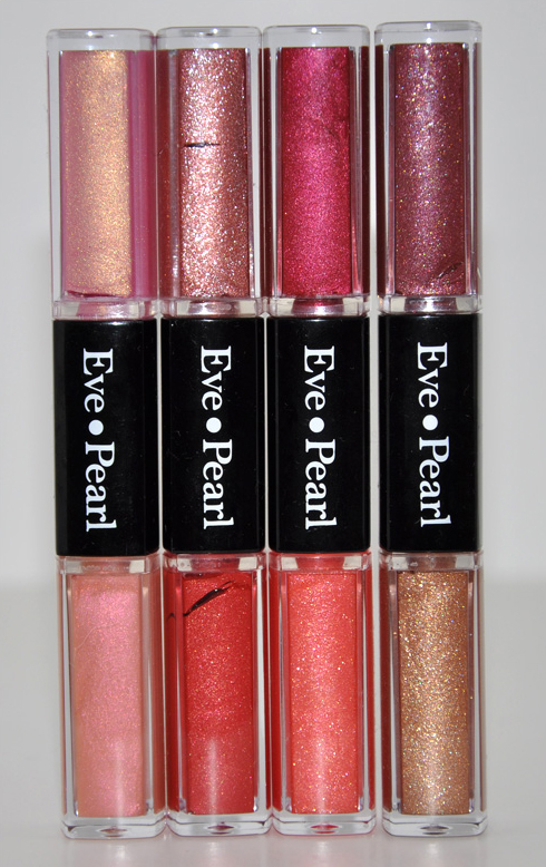 Eve Pearl Kisses Of Lip Gloss Review
